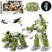 Робот-Динозавр КD 8828 АВ, інтерактивний на радіоуправлінні