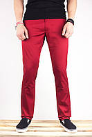 Штаны чинос White Sand Chinos Pants Red, фото 1