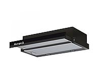 Вытяжка кухонная встраиваемая BORGIO BLT (R) 50 black