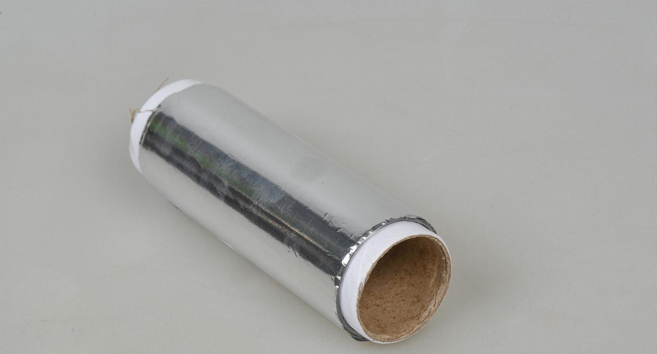 Фольга алюминиевая Panni Mlada 0,12*50 м 14 мкм (1 рул)