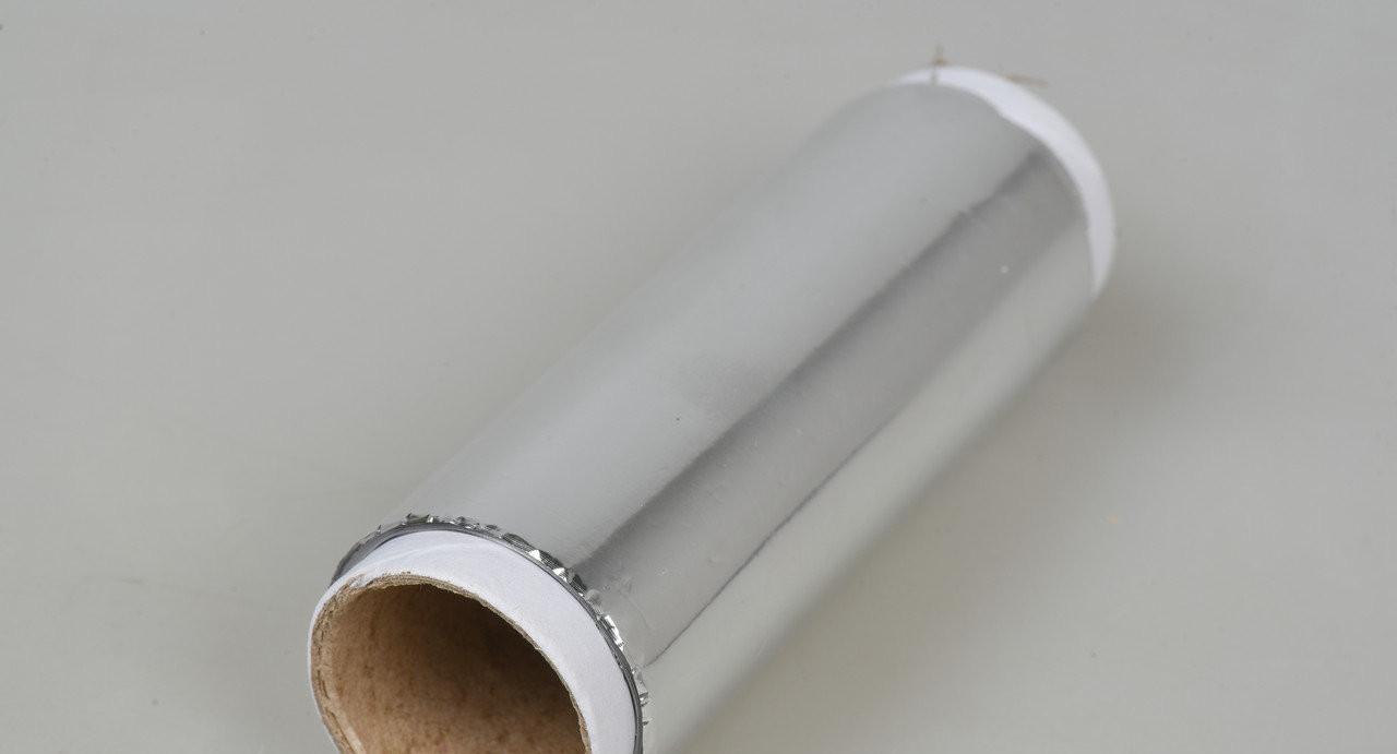 Фольга алюминиевая Panni Mlada 0,12*100 м 12 мкм (1 рул)