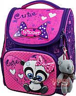 Школьный ранец с ортопедической спинкой раскладушка для девочек , фото 1