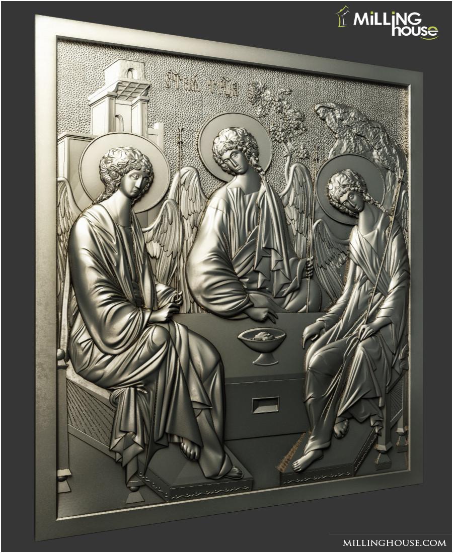 Ікона Святая троица