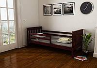 """Кровать детская подростковая """"Адель"""" 70*140 размеры деревянная массив бук"""