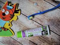 Детская гелевая зубная паста «Проденталь Джуниор»