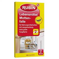 Rubin  Lebensmittel Mottenfalle - Ловушка,еда для моли Рубин