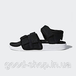 "Женские сандалии Adidas Sandals ""Black""  (люкс копия)"