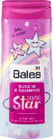 Гель для душа + шампунь Balea Shining Star,