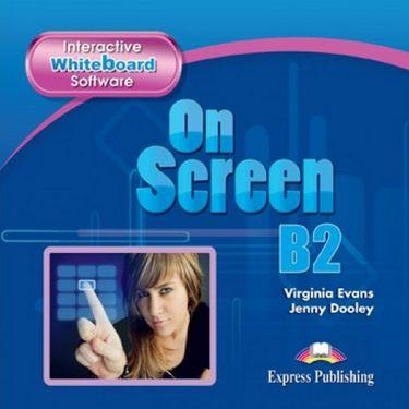 On Screen B2 Interactive Whiteboard Software