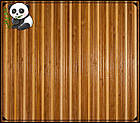 """В пределах отрезка 1,2 м.п. / Бамбуковые обои """"Полосатые 3+1"""", п, 8/8 мм, высота рулона 1,5 м, фото 2"""