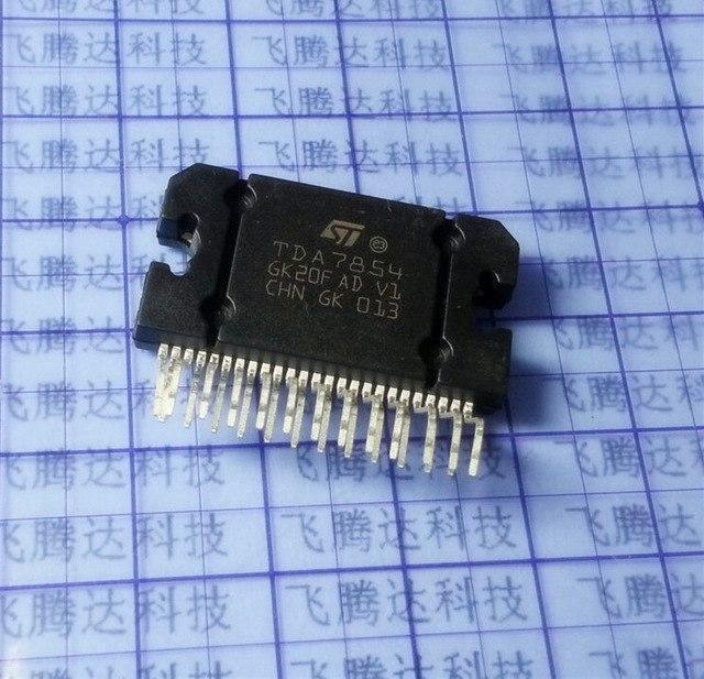 Микросхема TDA7854 усилитель звука