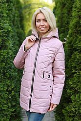 Куртка женская трансформер в жилет
