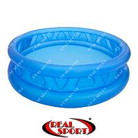 Детский надувной бассейн Intex 58431 с мягкими стенками (р-р 188х46 см)