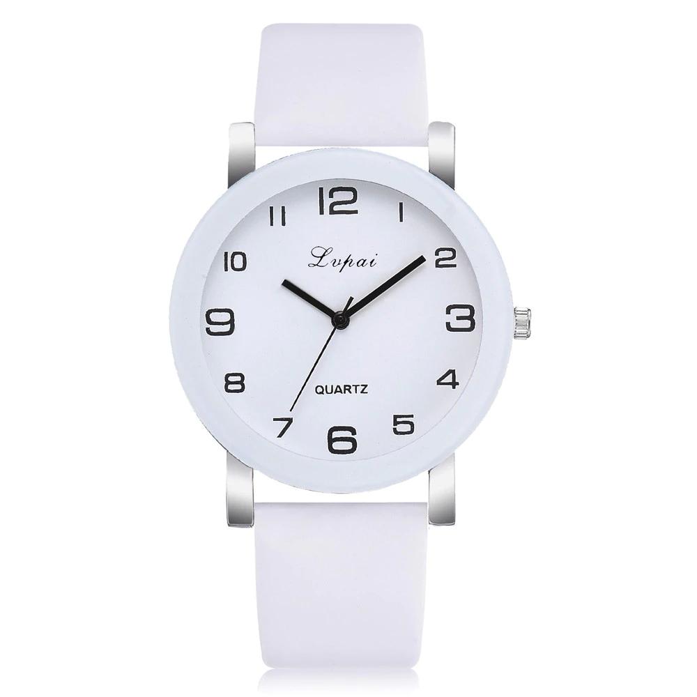 Женские наручные часы Lvpai 80614-1   Белые