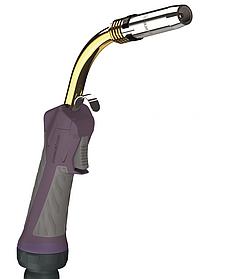Зварювальний пальник МВ-36AK TM Parweld PRO-3600 довжина 3 м (MIG/MAG)