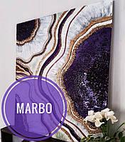 Вайолет краситель пигмент для смол Марбо Marbo (Италия), 15 мл, концентриров., фото 1