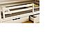 """Защитный деревянный борт для детских кроватей универсальный """"Луна"""""""