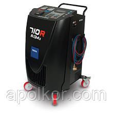 Напівавтоматична установка для заправки і обслуговування кондиціонерів автомобілів KONFORT 710R