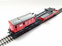 Roco 56239 Кран шестиосный с платформой принадлежности Austrian Federal Railways ÖBB /  1/87, фото 1
