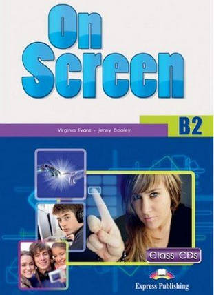 On Screen B2 Class Audio CDs, фото 2