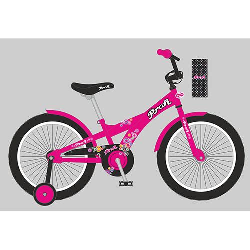 Велосипед 16'' Profi ORIGINAL GIRL (T1661,62,63)