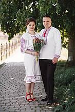 """Свадебные вышиванки для пары """"Класичні"""". Идеально подходят для обряда венчания."""