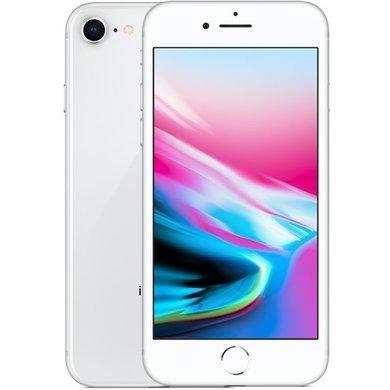 Смартфон Apple iPhone 8 64GB Silver (MQ6L2) (Восстановленный)