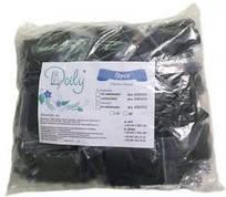 Трусики-стрінги Doily (50 шт\пач) з спанбонду Чорні