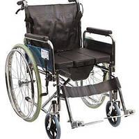 Коляска инвалидная алюминевая,без двигателя G503 (Heaco)