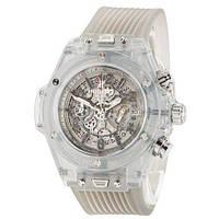 Часы наручные Hublot Big Bang Quartz Unico Sapphire Gray