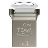 Флешка TEAM 16 GB C161 White