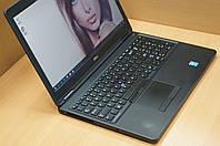 Dell Latitude E5550, i5-5200U, 4Gb, 500Gb, Intel HD Graphics 5500 (До 2 Gb)