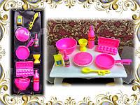 Набор мини - посуды для кукол
