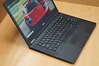 Dell Latitude E7470, i5-6300U, 8Gb, 256Gb SSD,Intel HD Graphics 520 (До 4 Gb)