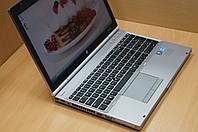 HP EliteBook 8470p, i7-3540M,4Gb, 500Gb,Intel HD Graphics 4000 (До 1,8 Gb)