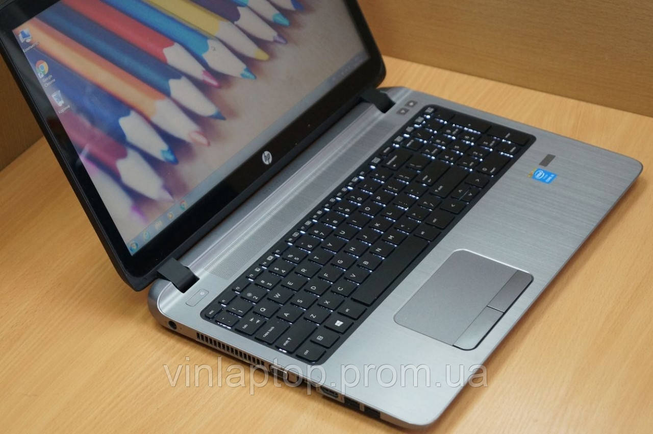 HP ProBook 450 G2, i5-5200U, 4Gb, 500 Gb, HD 5500 (до 2 Gb)СЕНСОРНЫЙ