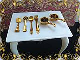 Набор мини-посуды - аксессуары для кухни, фото 2