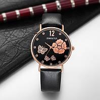 Часы наручные женские Lina black