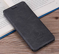 Чехол-книжка MOFI Vintage Series для Samsung Galaxy S8 Plus (G955) gray