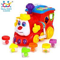 """Игрушка Huile Toys """"Паровозик"""", фото 1"""