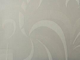 Готовые рулонные шторы Ткань Фестиваль Кремовый