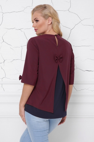 Блуза ботал с 48 по 62 размер