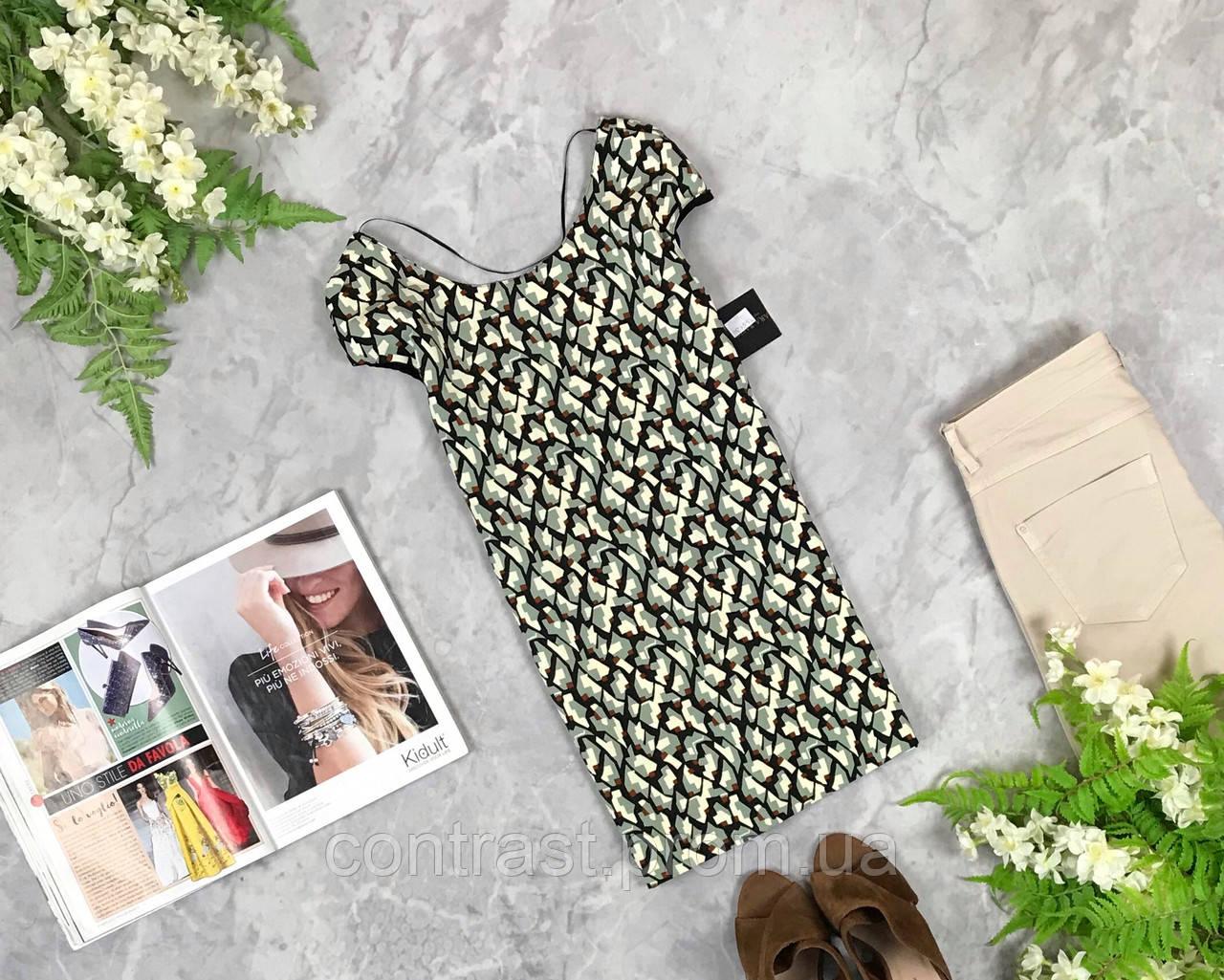 Модная блуза прямого кроя  BL1928022