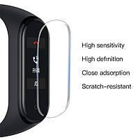 Защитная пленка для фитнес браслета Xiaomi Mi Band 4, фото 3
