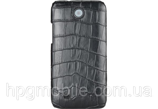Чехол для HTC Desire 601 - Vetti Craft Snap Cover Crocodile Printed Pattern