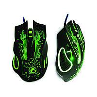 Игровая мышь с RGB подсветкой iMISE X9 Gaming mouse