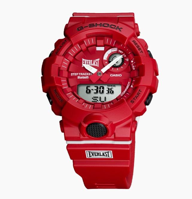 Часы Casio G-Shock Everlast GBA-800EL-4A Limited Edition