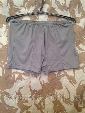 Трусы- шорты армейские, серые , фото 2
