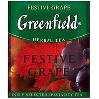 Травяной Чай Greenfield Festive Grape (100 шт) виноград