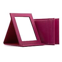 Зеркало косметическое №5207 Розовое